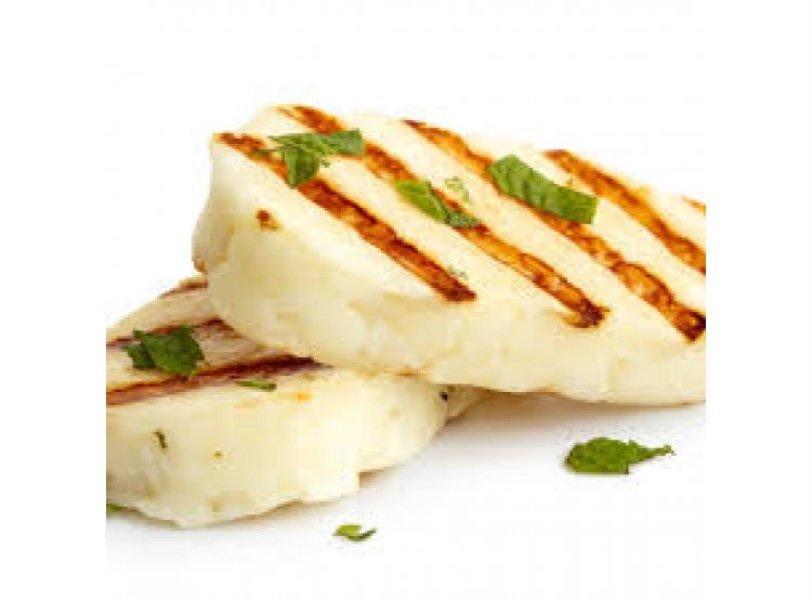 Hellim Peynir Tabağı